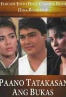 Ver película Paano Tatakasan ang Bukas?