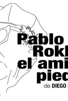Pablo de Rokha, el amigo piedra online
