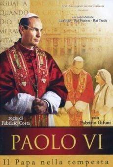 Película: Pablo VI, el Papa en la tempestad