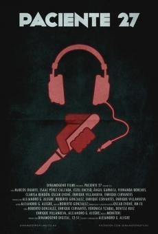 Ver película Paciente 27