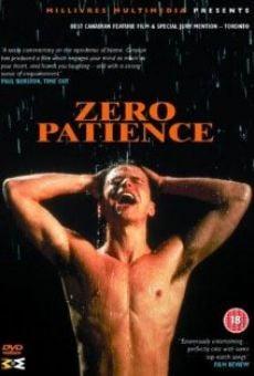 Ver película Paciente cero