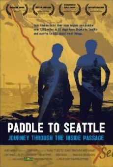 Paddle to Seattle: Journey Through the Inside Passage on-line gratuito