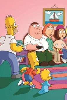 Ver película Padre de Familia: The Simpsons Guy