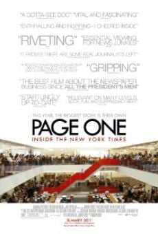Película: Page One, un año en The New York Times