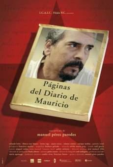 Ver película Páginas del diario de Mauricio