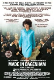 Made in Dagenham on-line gratuito