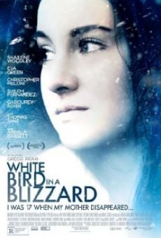 White Bird in a Blizzard on-line gratuito