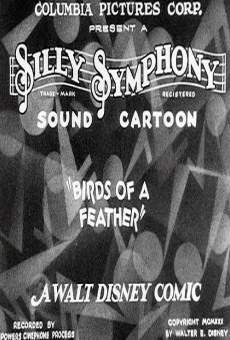 Walt Disney's Silly Symphony: Birds of a Feather on-line gratuito