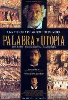 Ver película Palabra y utopía