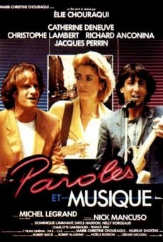 Paroles et Musique on-line gratuito