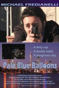 Pale Blue Balloons gratis
