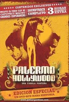 Ver película Palermo Hollywood