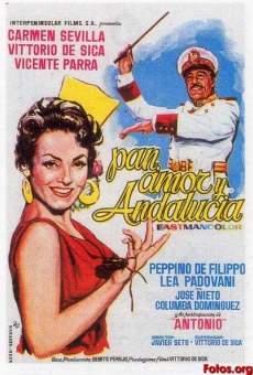 Ver película Pan, amor y... Andalucía