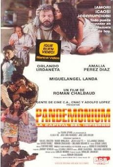 Pandemonium, la capital del infierno online streaming
