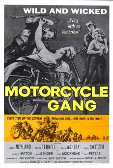 Motorcycle Gang online streaming