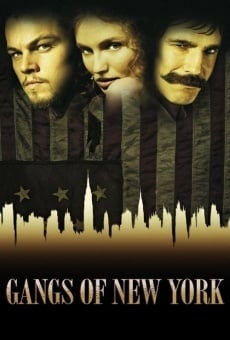 Gangs of New York online streaming