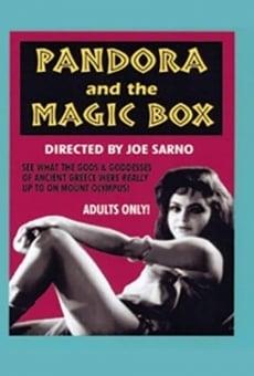 Ver película Pandora and the Magic Box