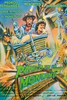 Ver película Pánico en la montaña