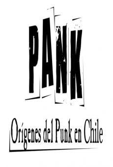 Ver película Pank. Orígenes del punk en Chile
