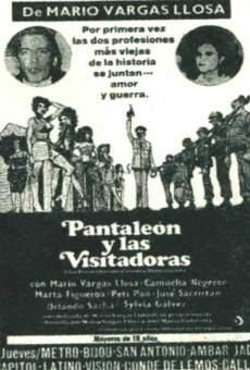 Pantaleón y las visitadoras on-line gratuito