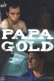 Película: Papa Gold