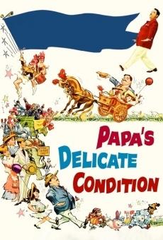 Papa's Delicate Condition en ligne gratuit