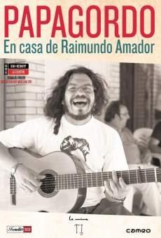 Película: Papagordo. En casa de Raimundo Amador
