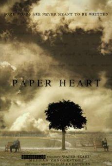 Paper Heart online