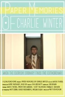 Paper Memories of Charlie Winter