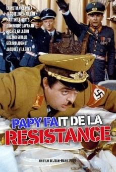 Papy fait de la résistance online