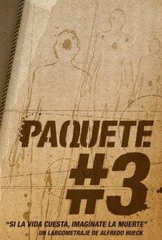 Paquete #3 online