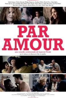 Ver película Par amour