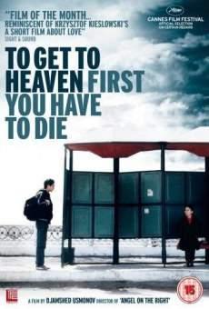 Película: Para llegar al cielo primero debes morir