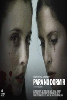 Para no dormir online streaming