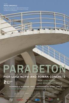 Ver película Parabeton - Pier Luigi Nervi y el hormigón romano