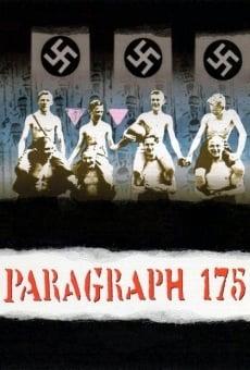 Ver película Paragraph 175