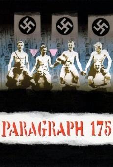 Paragraph 175 on-line gratuito