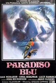 Ver película Paraíso azul