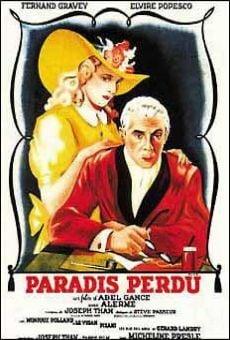 Ver película Paraíso perdido