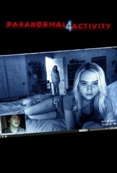 Paranormal Activity 4 online gratis