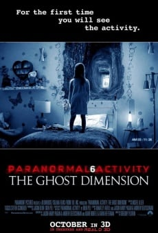 Paranormal Activity: The Ghost Dimension on-line gratuito