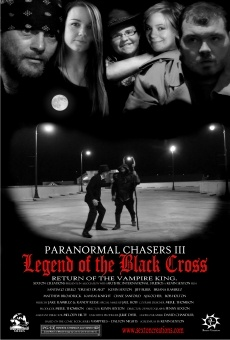 Ver película Paranormal Chasers Legend of the Black Cross