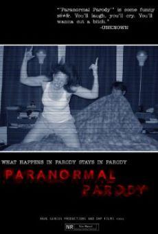 Watch Paranormal Parody online stream