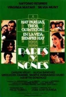 Pares y nones online streaming