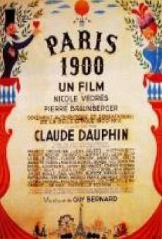 Paris 1900 on-line gratuito