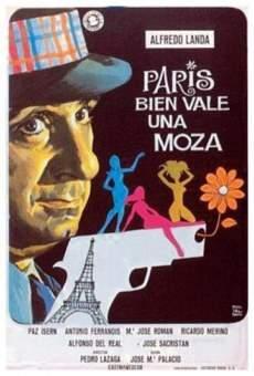 París bien vale una moza gratis