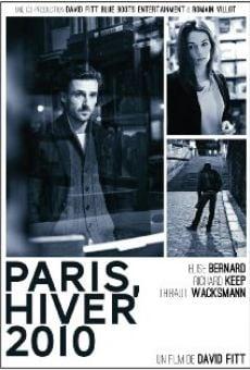 Paris, Hiver 2010