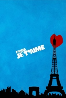 Paris, je t'aime on-line gratuito
