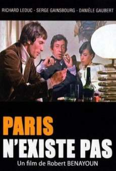 Paris n'existe pas on-line gratuito