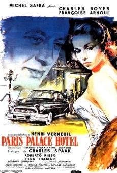 Ver película Paris, Palace Hotel